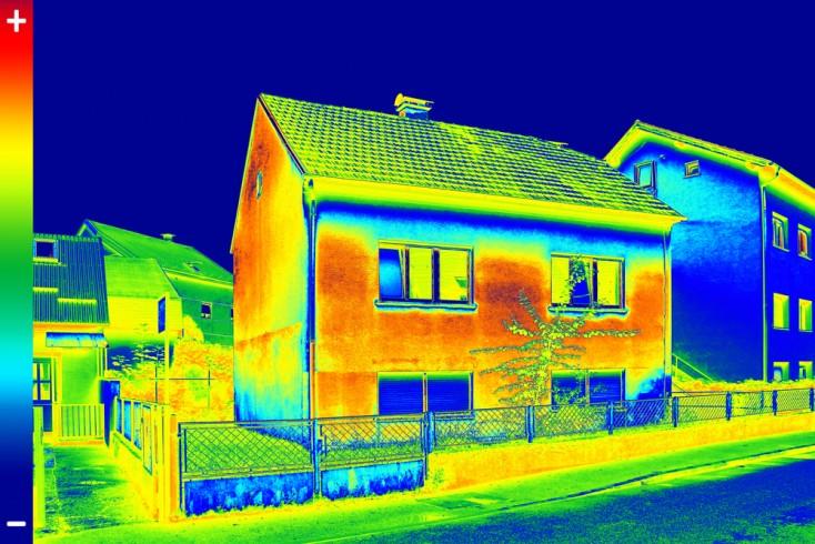 Heating buildings